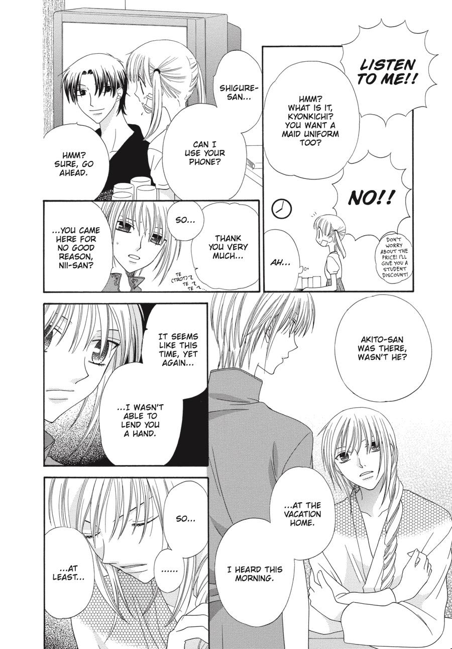 Fruits Basket, Chapter 66 image 006