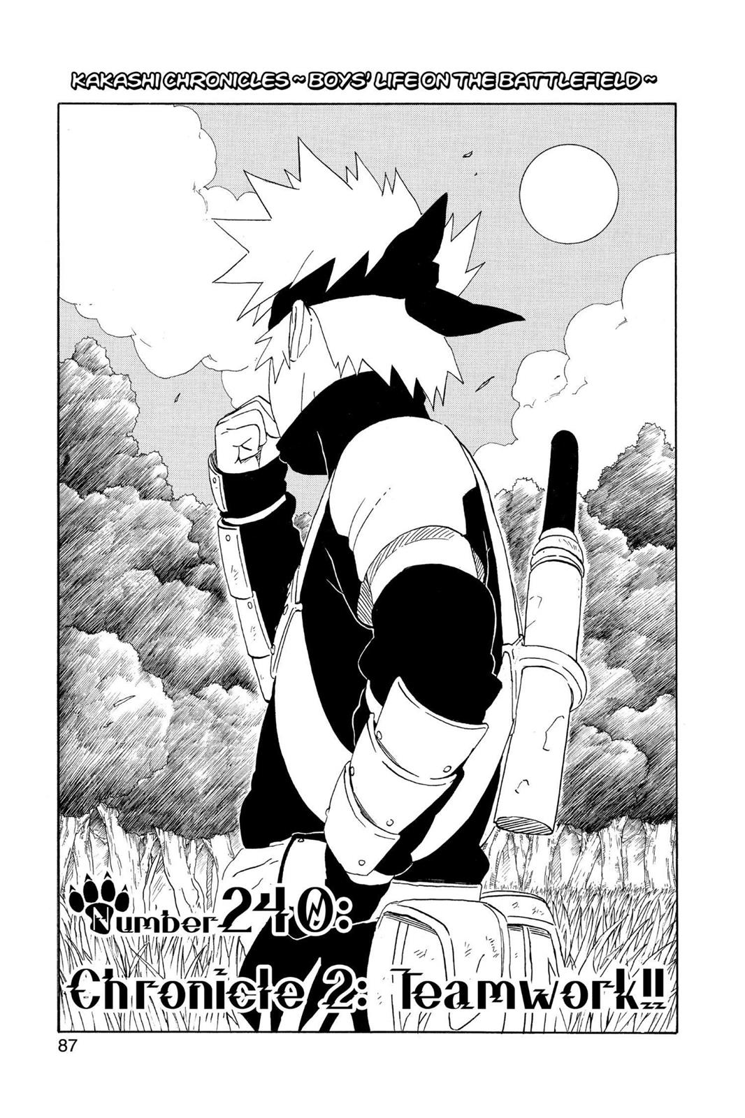 Naruto, Chapter 240 image 001