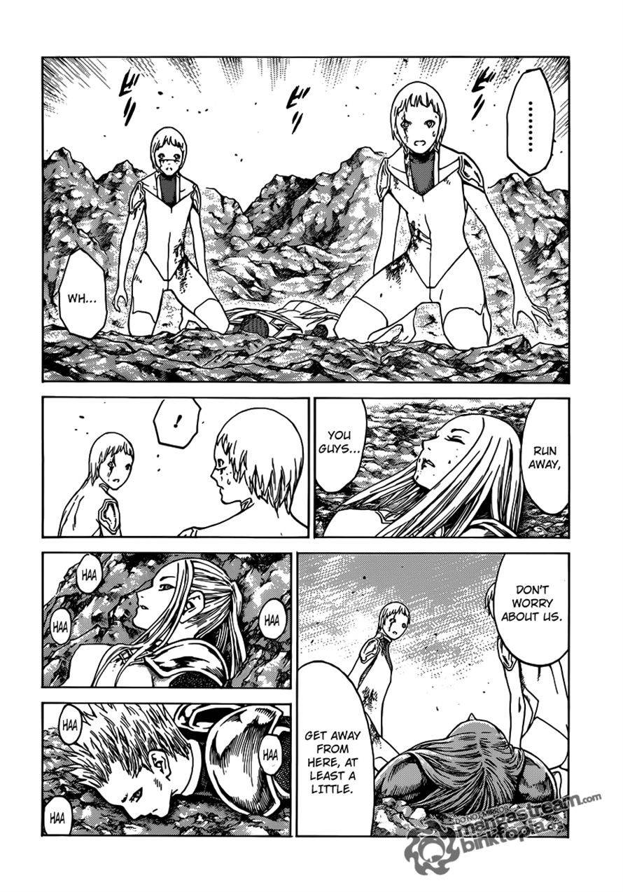 Claymore, Chapter 121 image 006