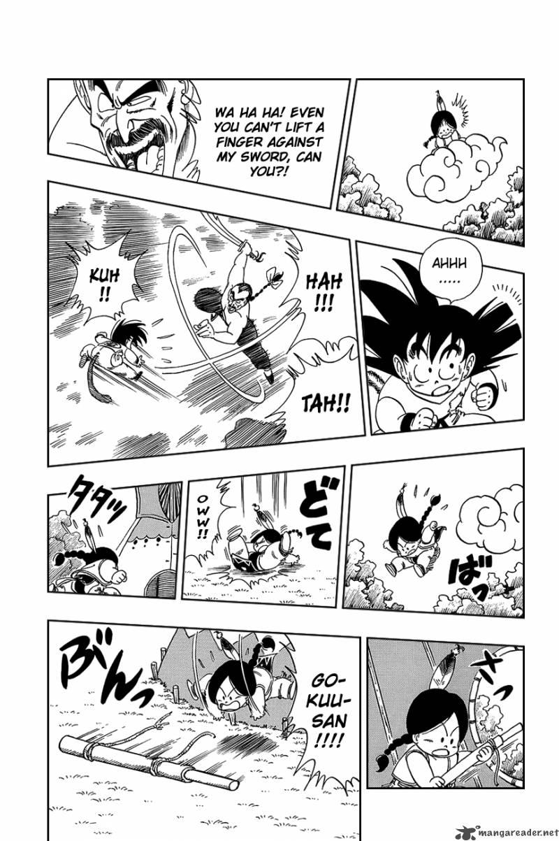 Dragon Ball, Chapter 91 image 013