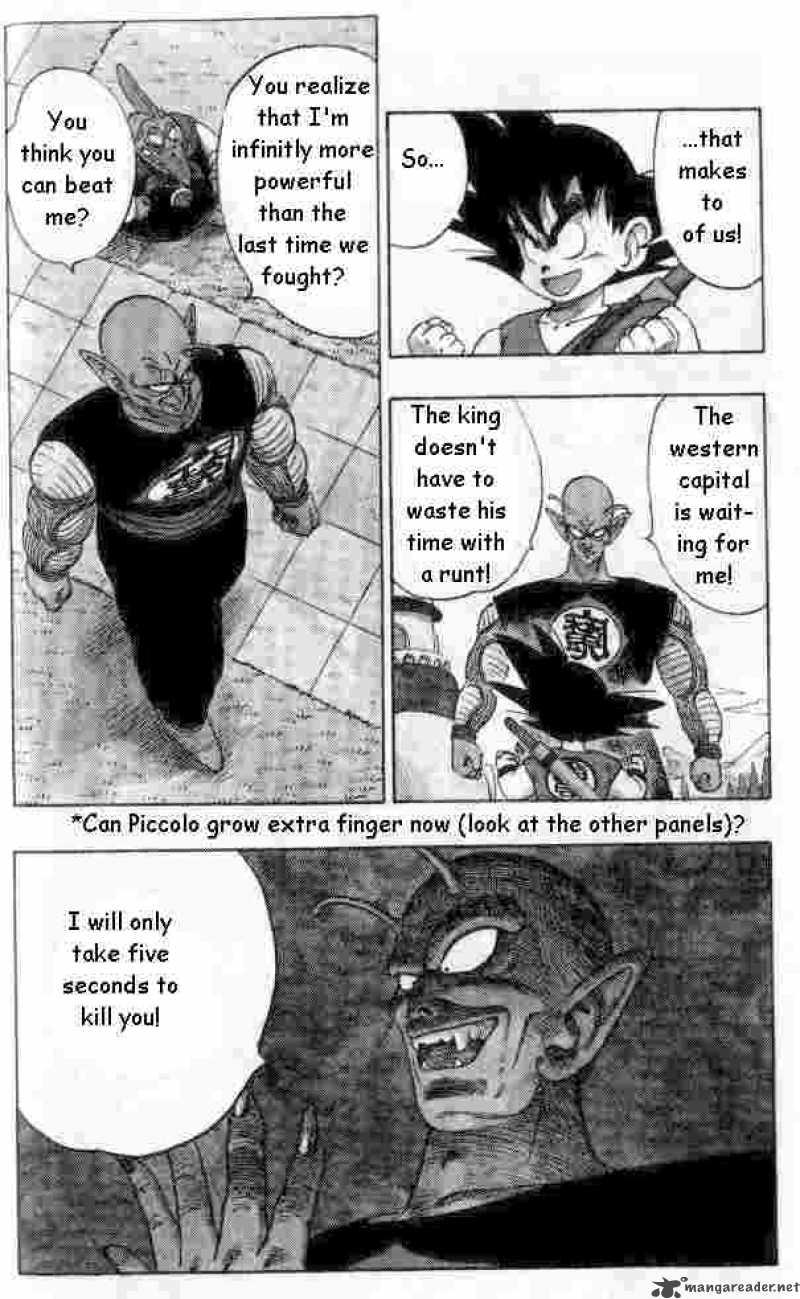 Dragon Ball, Chapter 155 image 004