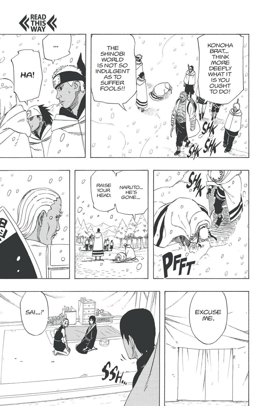 Naruto, Chapter 457 image 015