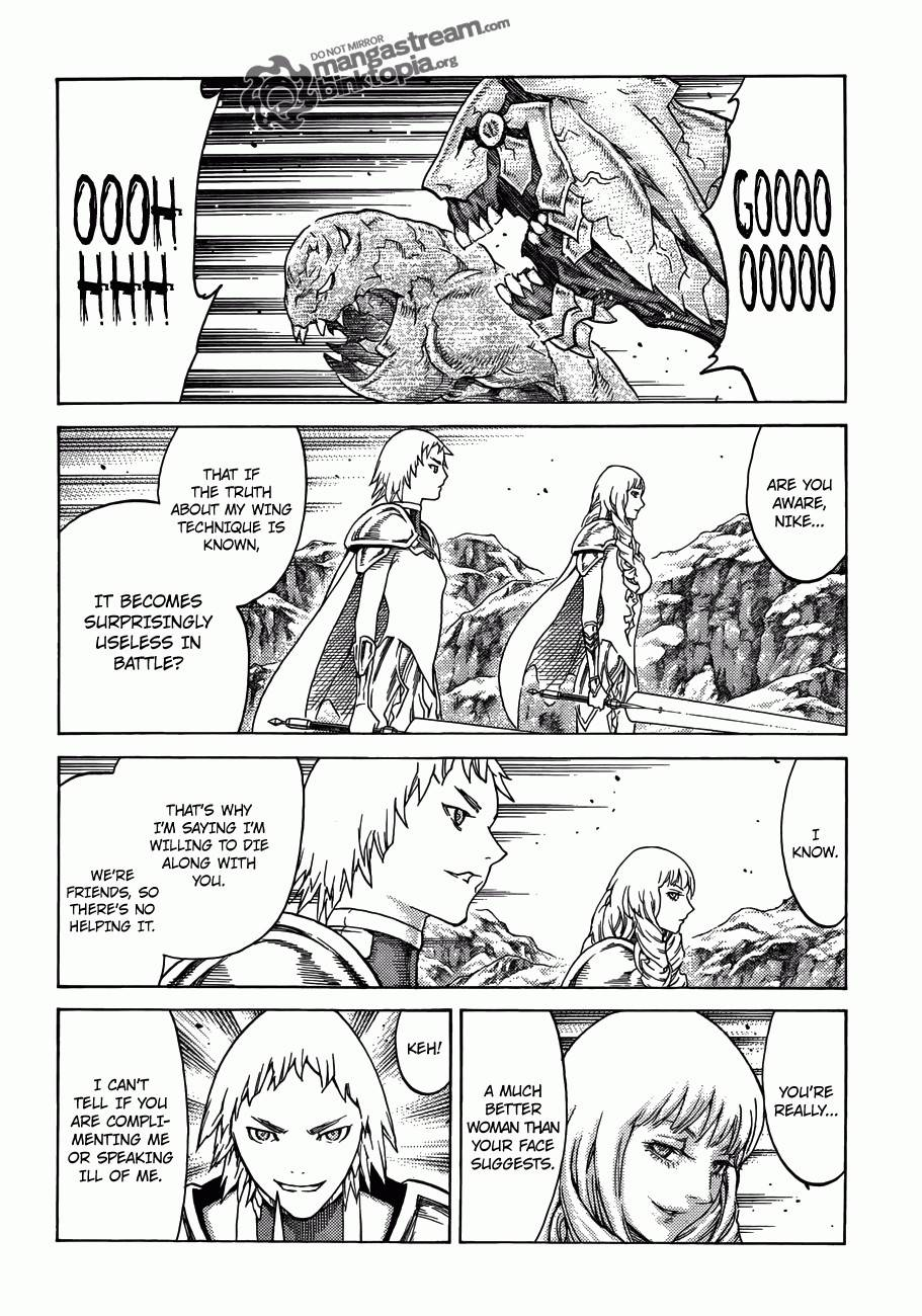 Claymore, Chapter 111 image 017