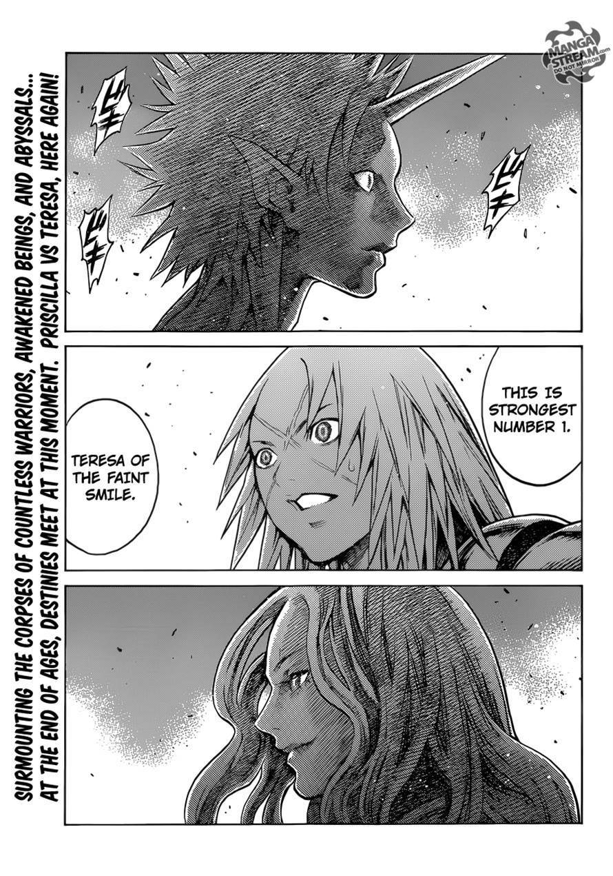 Claymore, Chapter 151 image 030