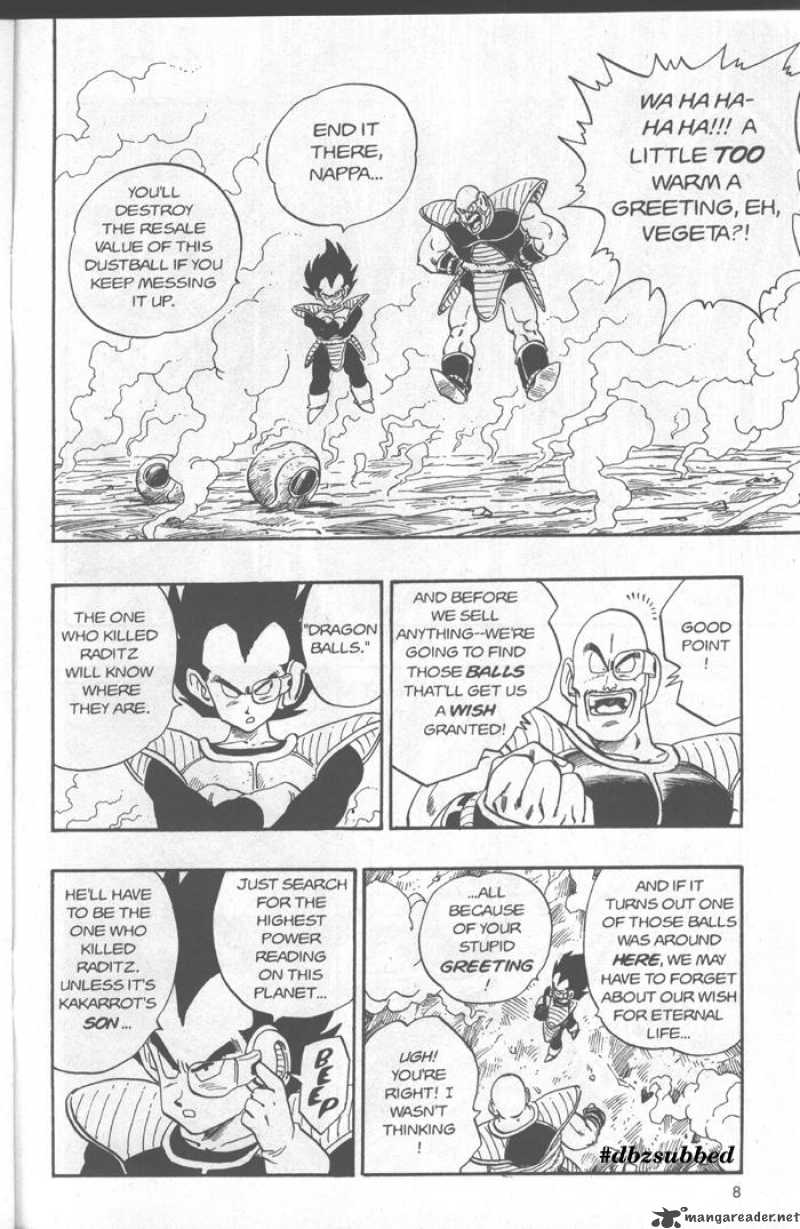 Dragon Ball, Chapter 213 image 007