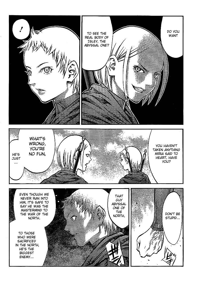 Claymore, Chapter 86 image 016