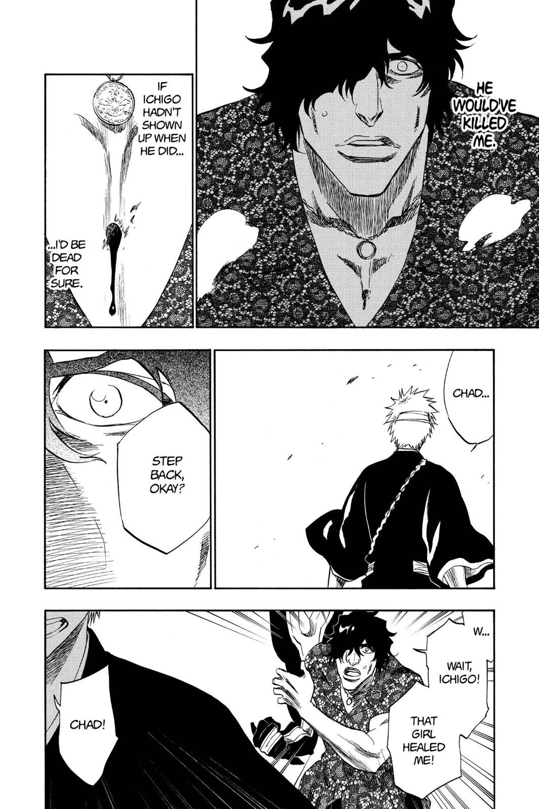 Bleach, Chapter 201 image 002
