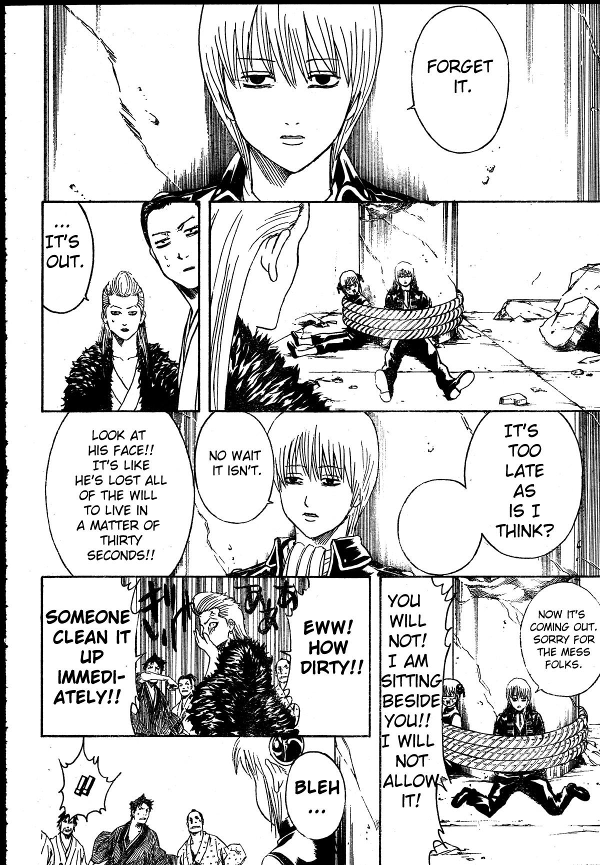 Gintama Chapter, 271 image 016