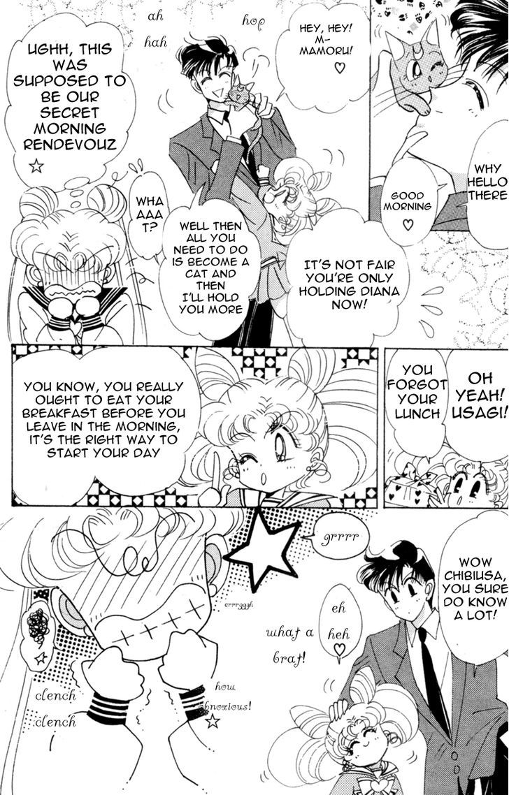Sailor Moon, Cahpter 27 image 018
