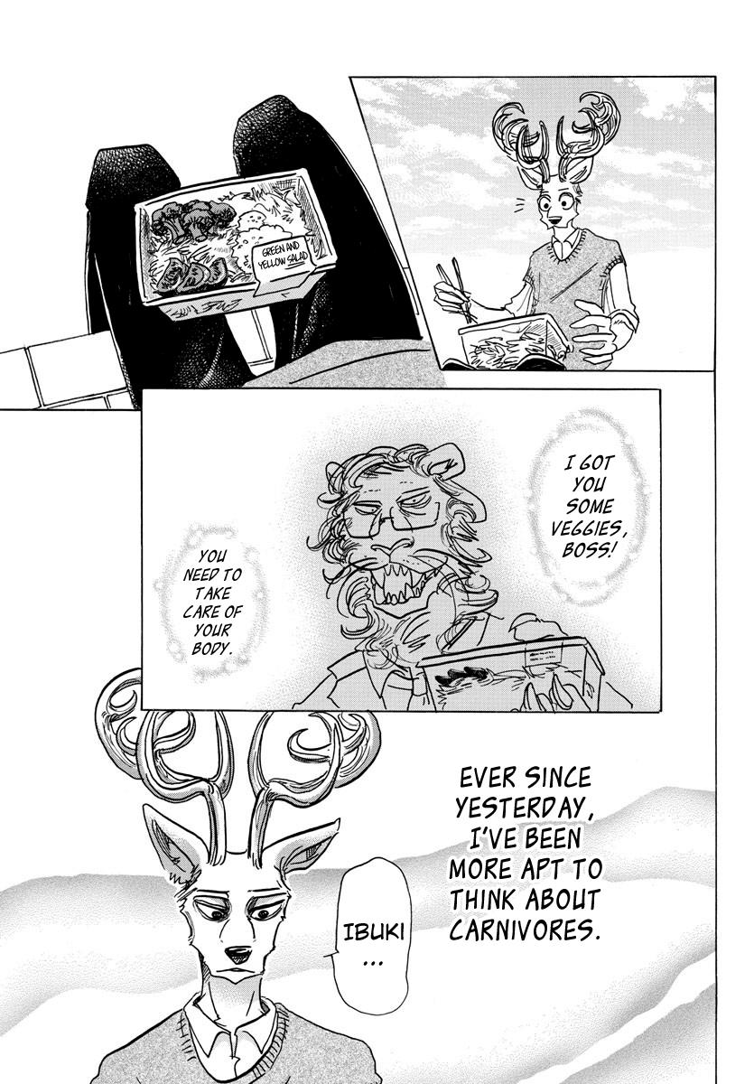 Beastars Manga, Chapter 130 image 007