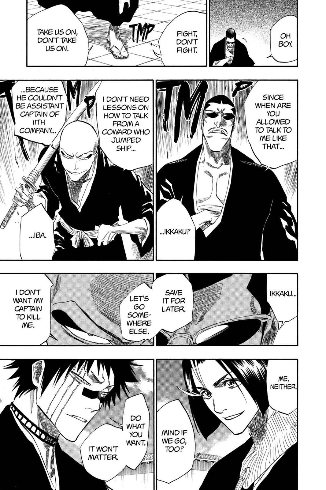 Bleach, Chapter 139 image 009