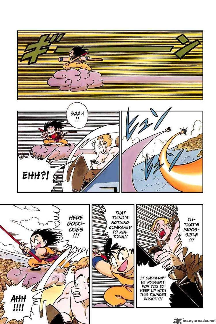 Dragon Ball, Chapter 81 image 009