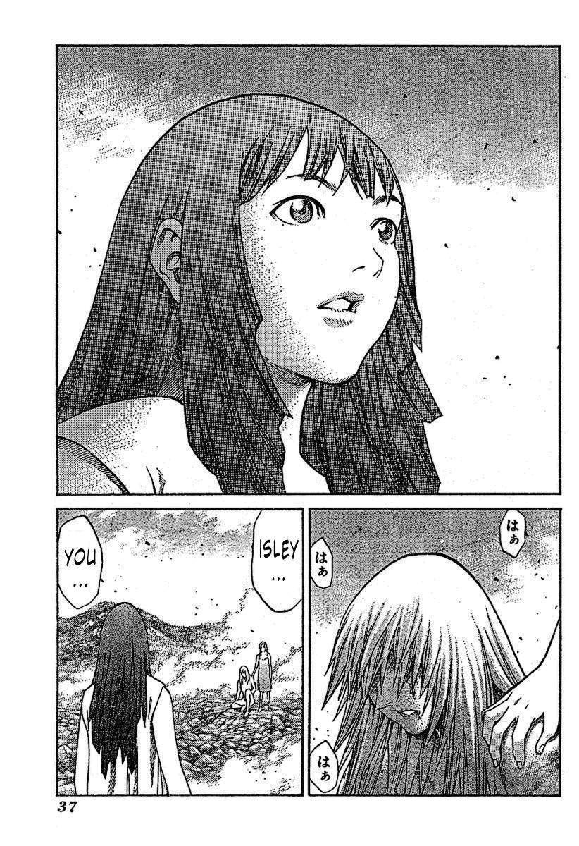 Claymore, Chapter 71 image 016