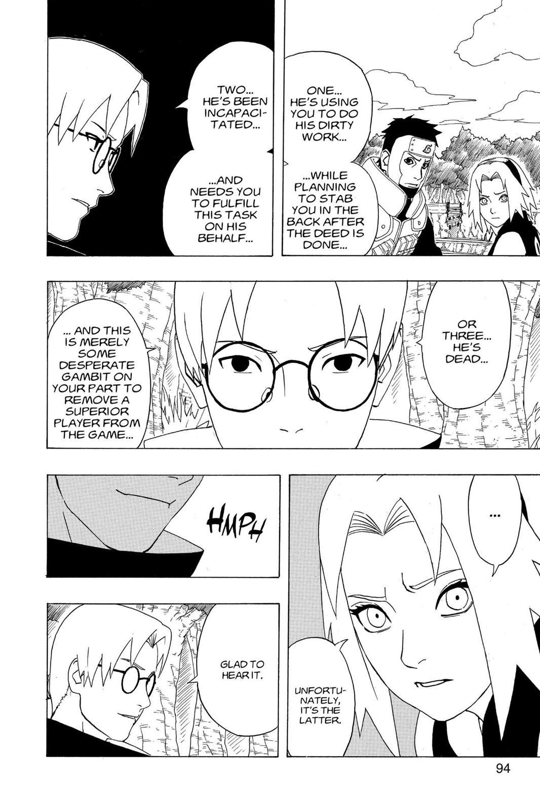 Naruto, Chapter 294 image 014