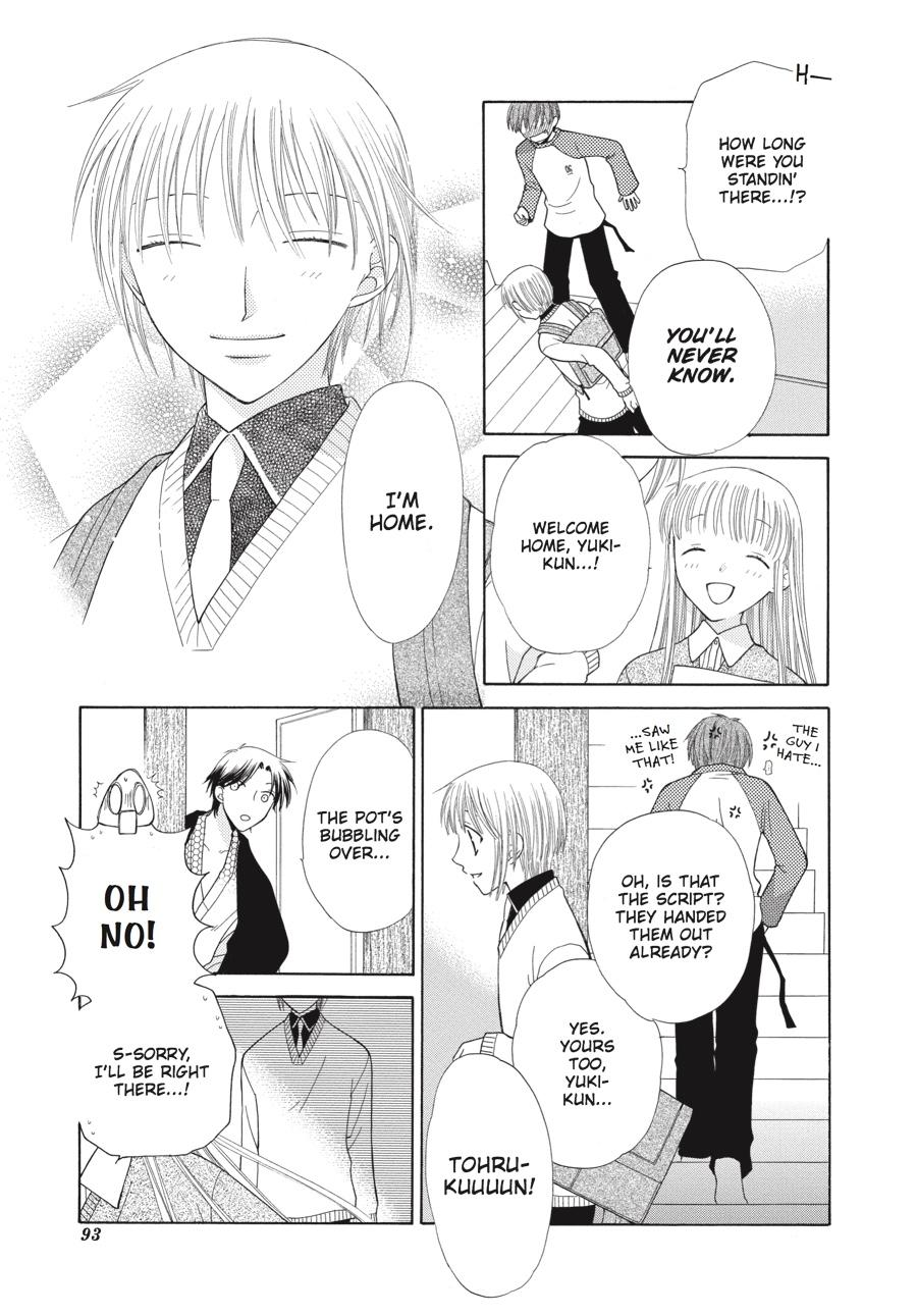Fruits Basket, Chapter 86 image 025