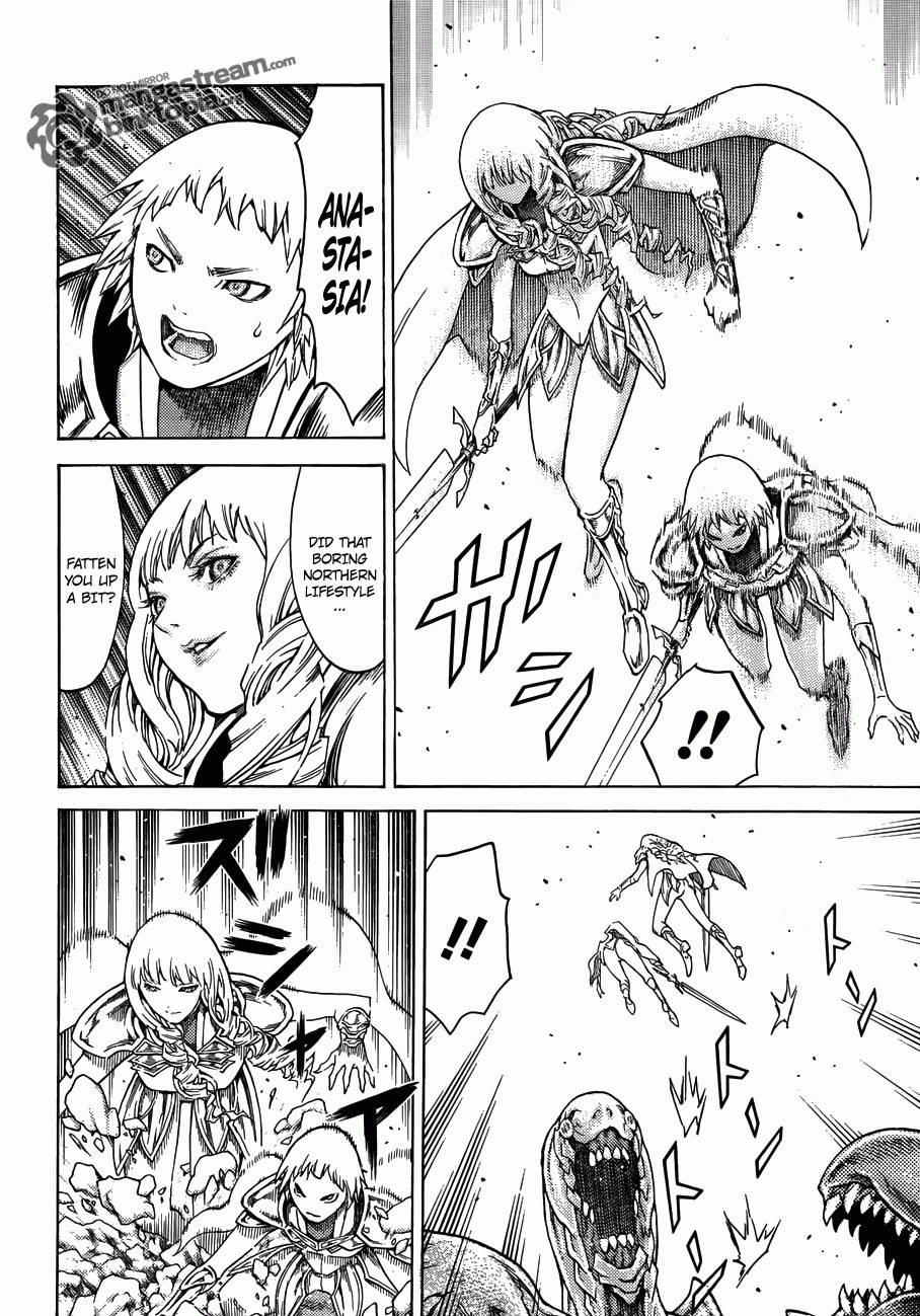 Claymore, Chapter 111 image 011