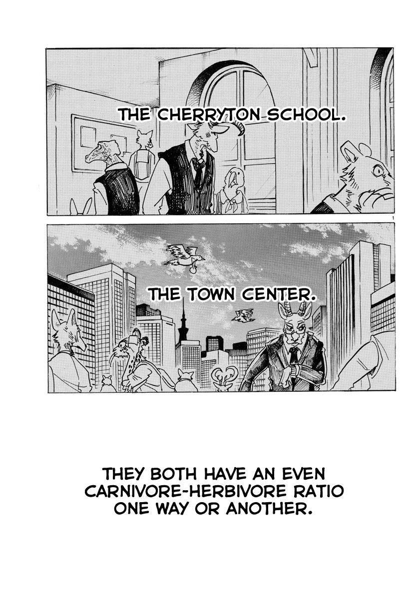 Beastars Manga, Chapter 122 image 002