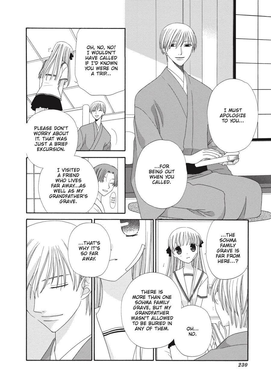 Fruits Basket, Chapter 66 image 030