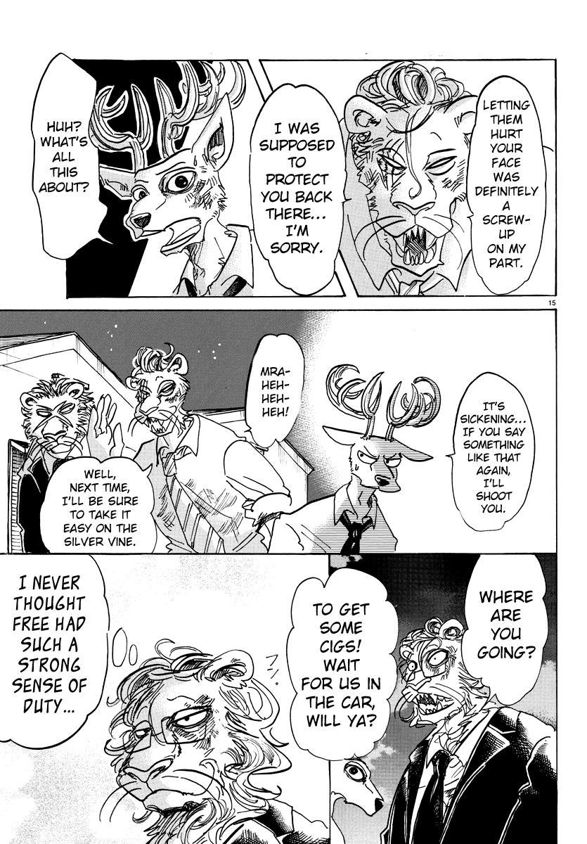 Beastars Manga, Chapter 91 image 014