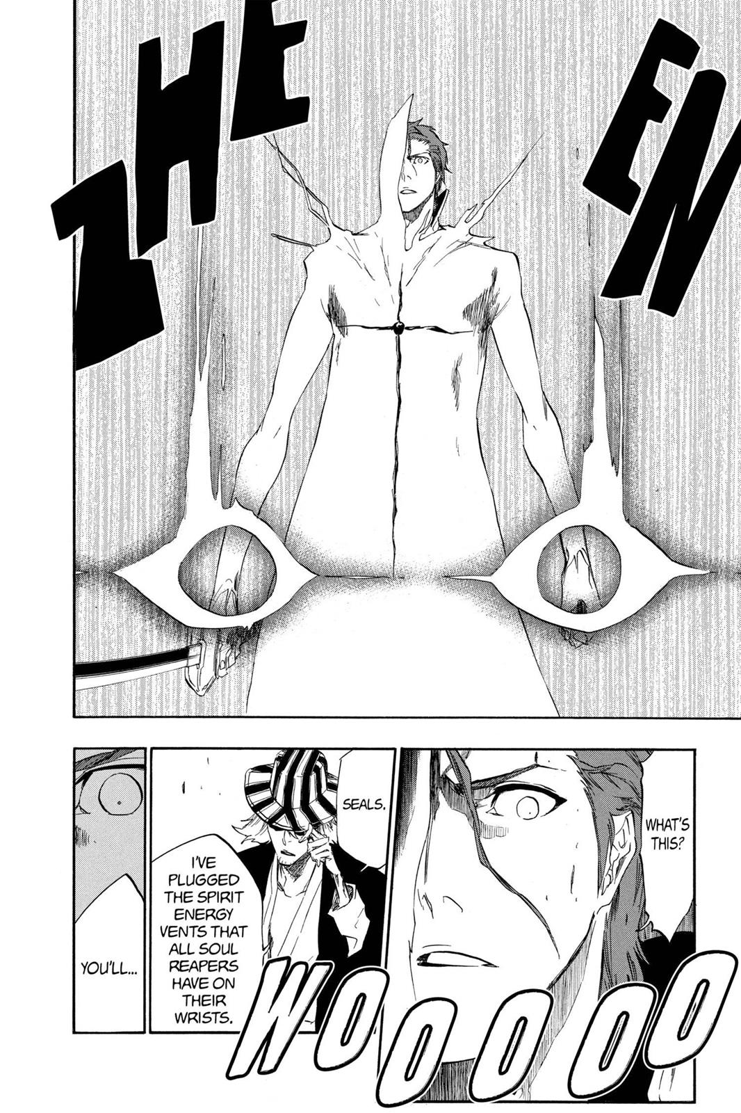 Bleach, Chapter 402 image 019