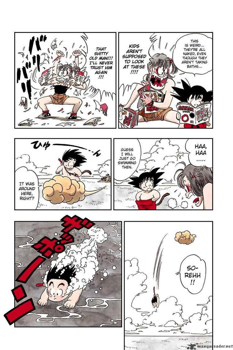 Dragon Ball, Chapter 70 image 007