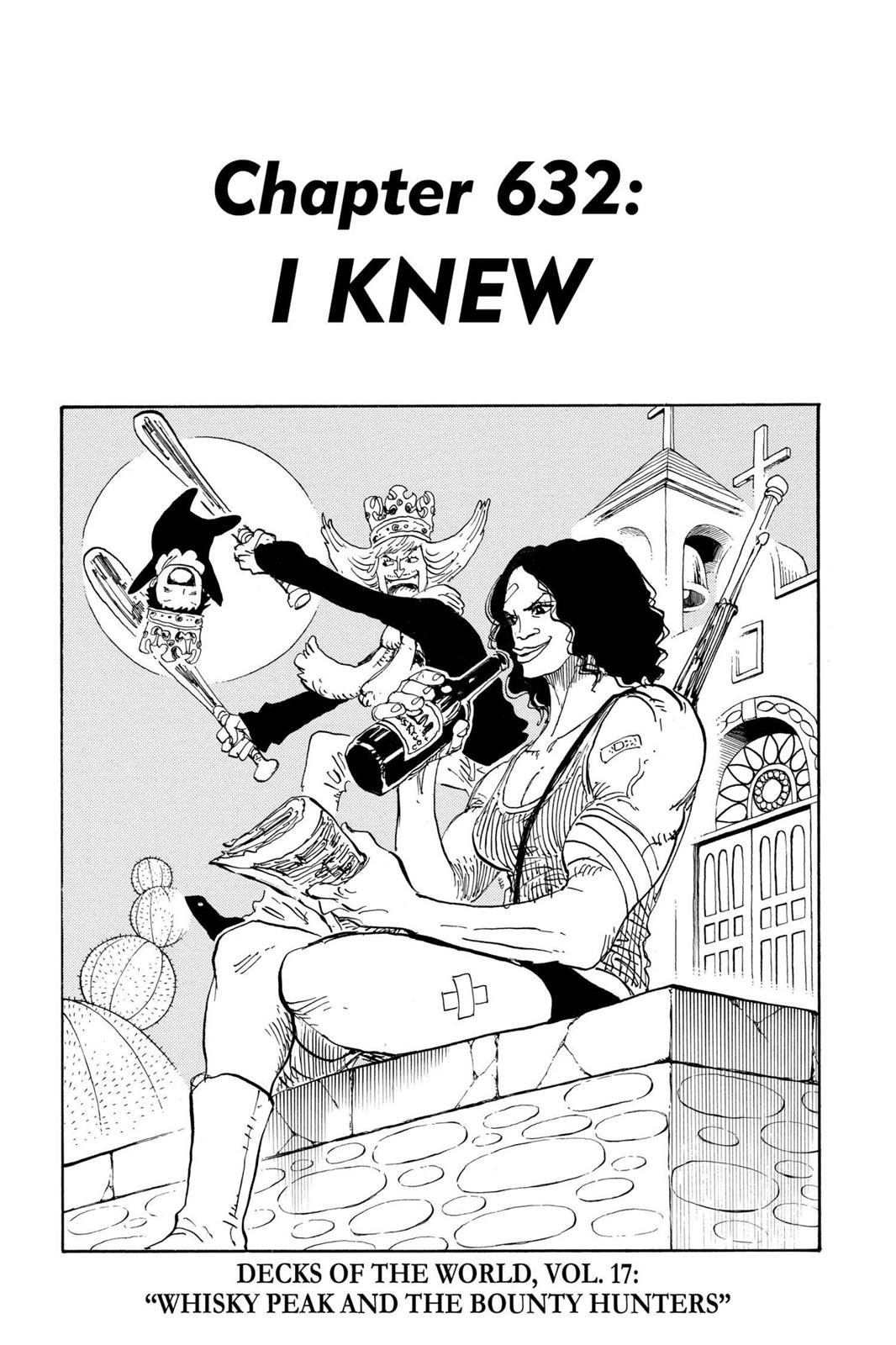 One Piece, Chapter 632 image 001