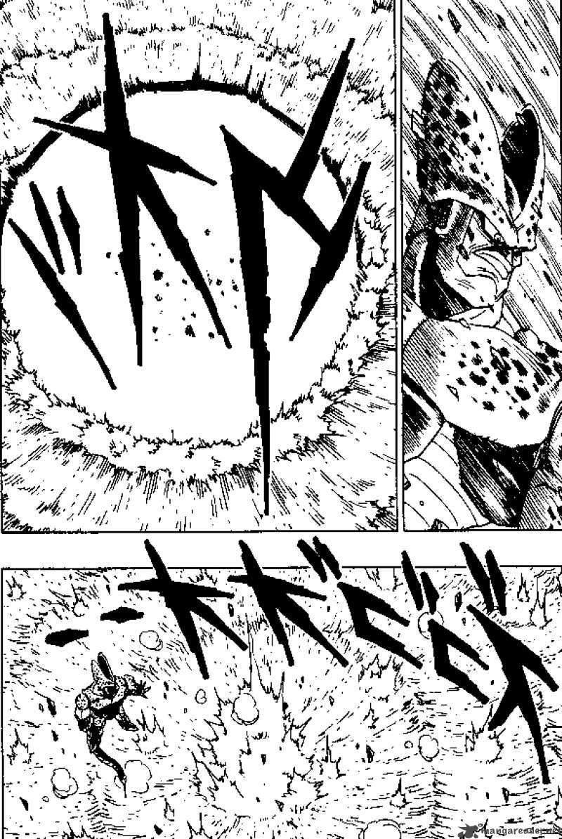Dragon Ball, Chapter 376 image 004
