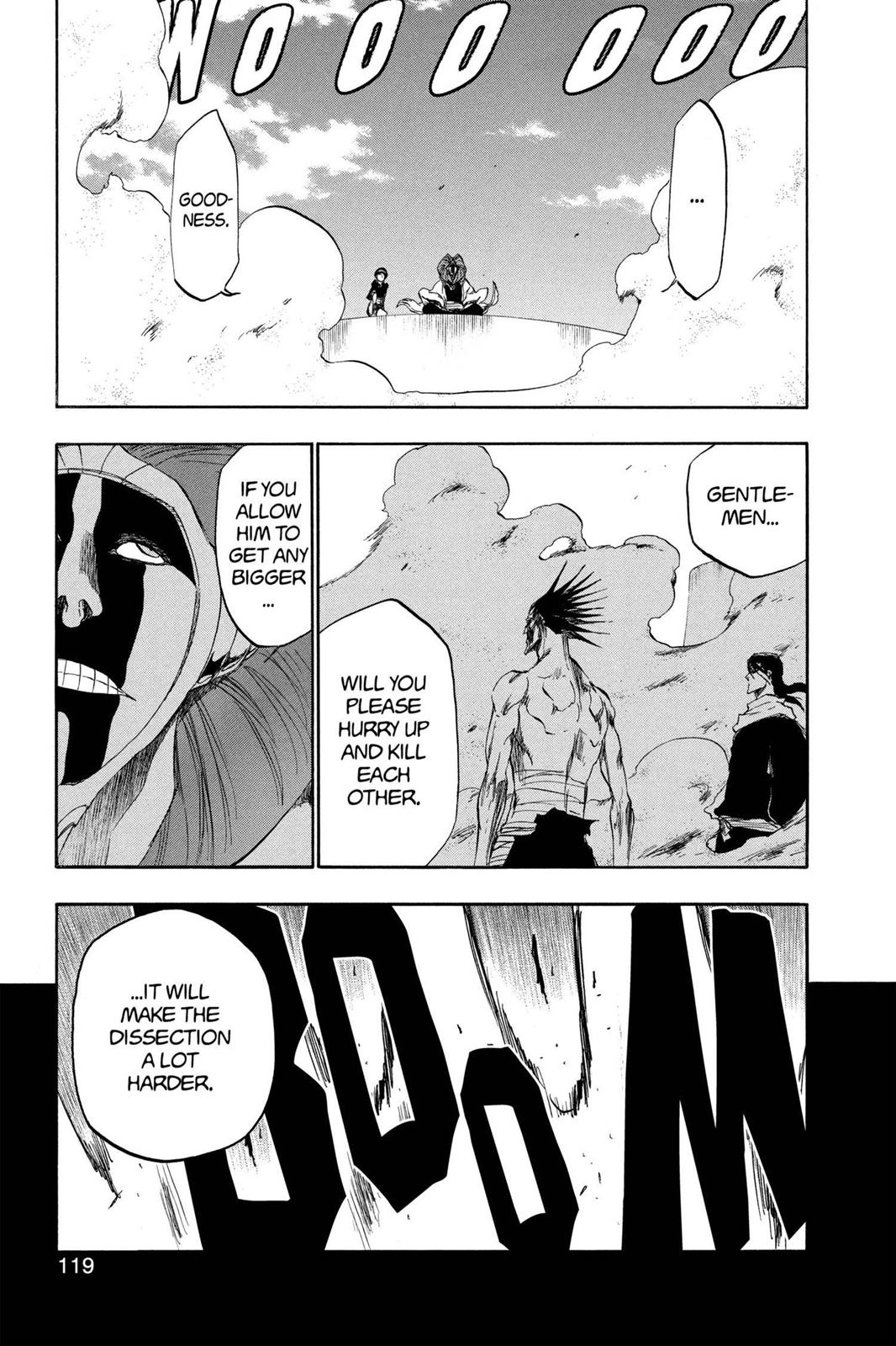 Bleach, Chapter 383 image 008