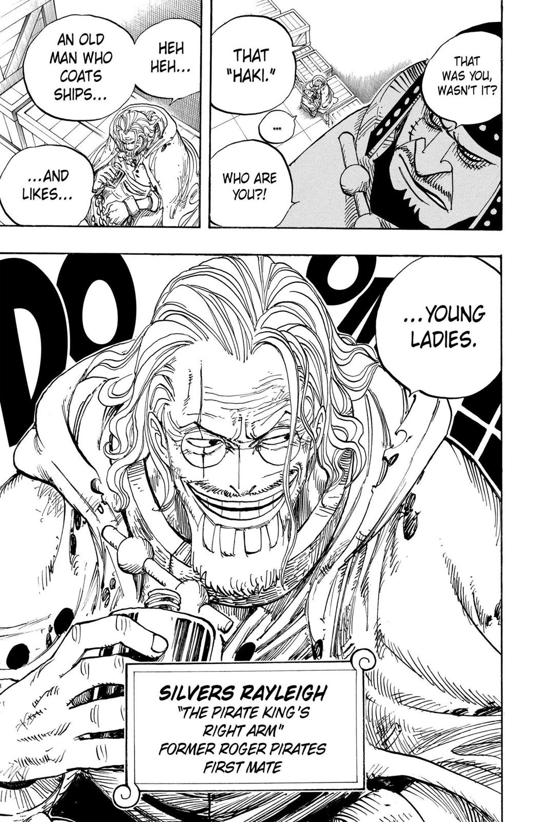 One Piece, Chapter 500 image 019