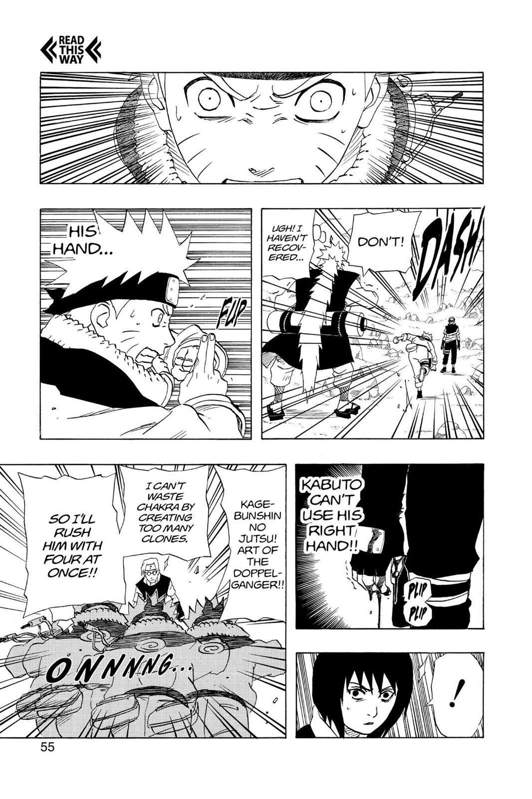 Naruto, Chapter 165 image 009