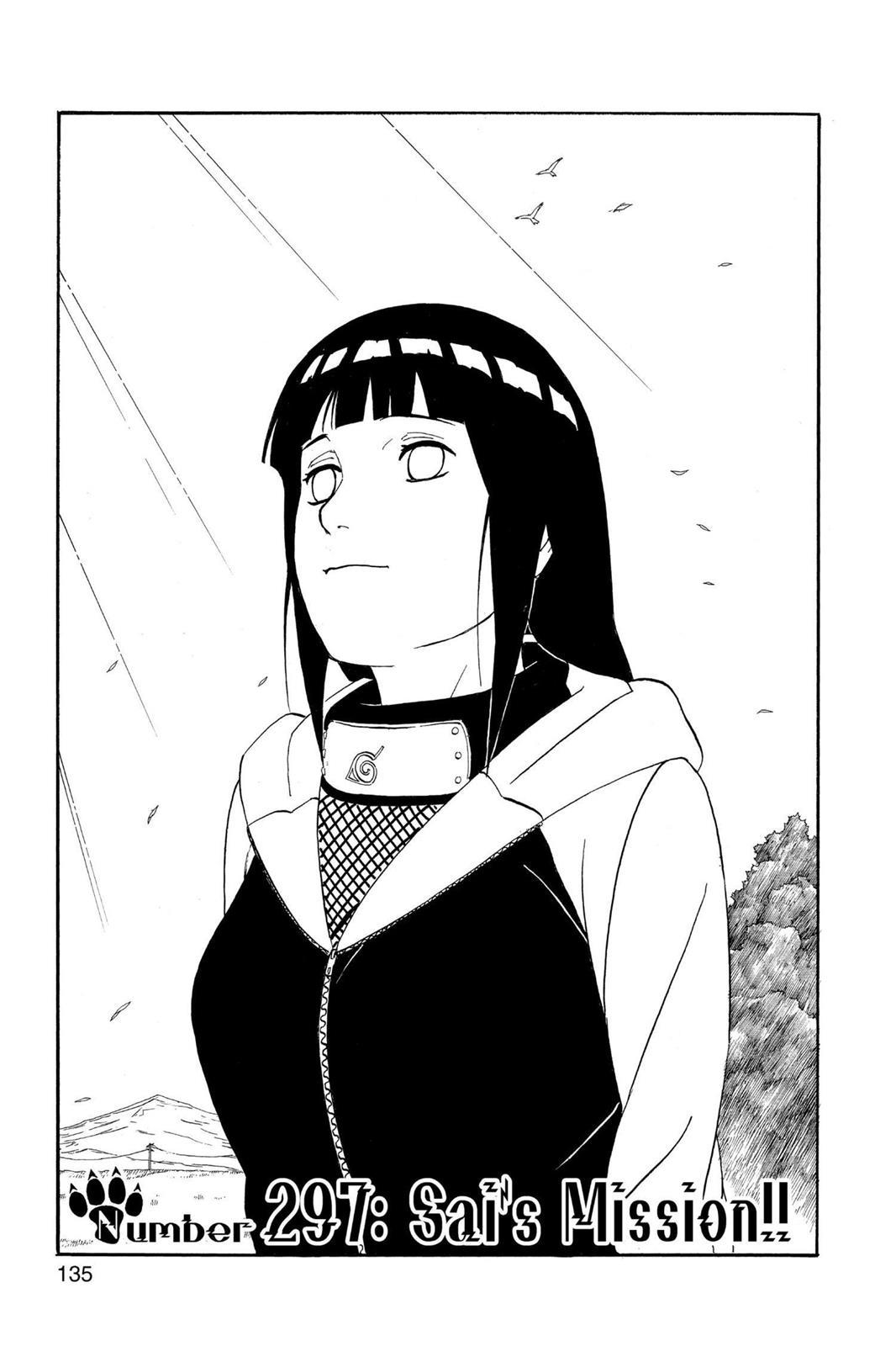 Naruto, Chapter 297 image 001