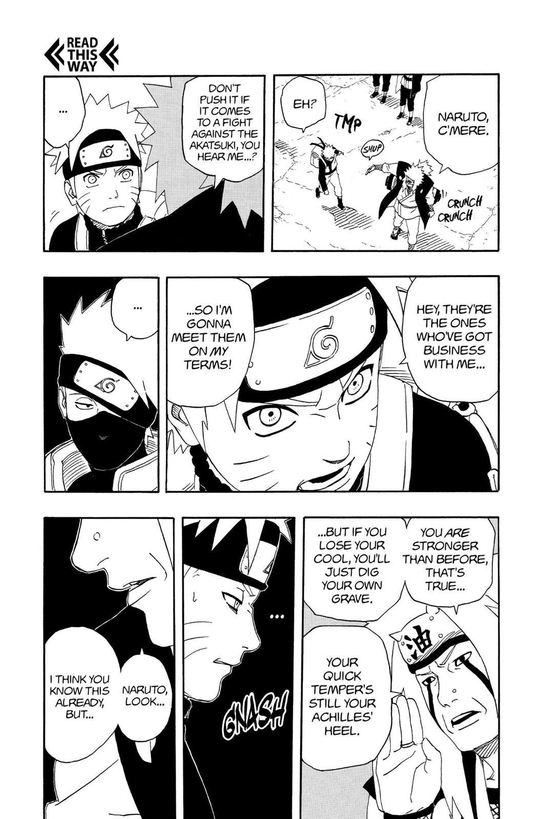 Naruto, Chapter 251 image 013