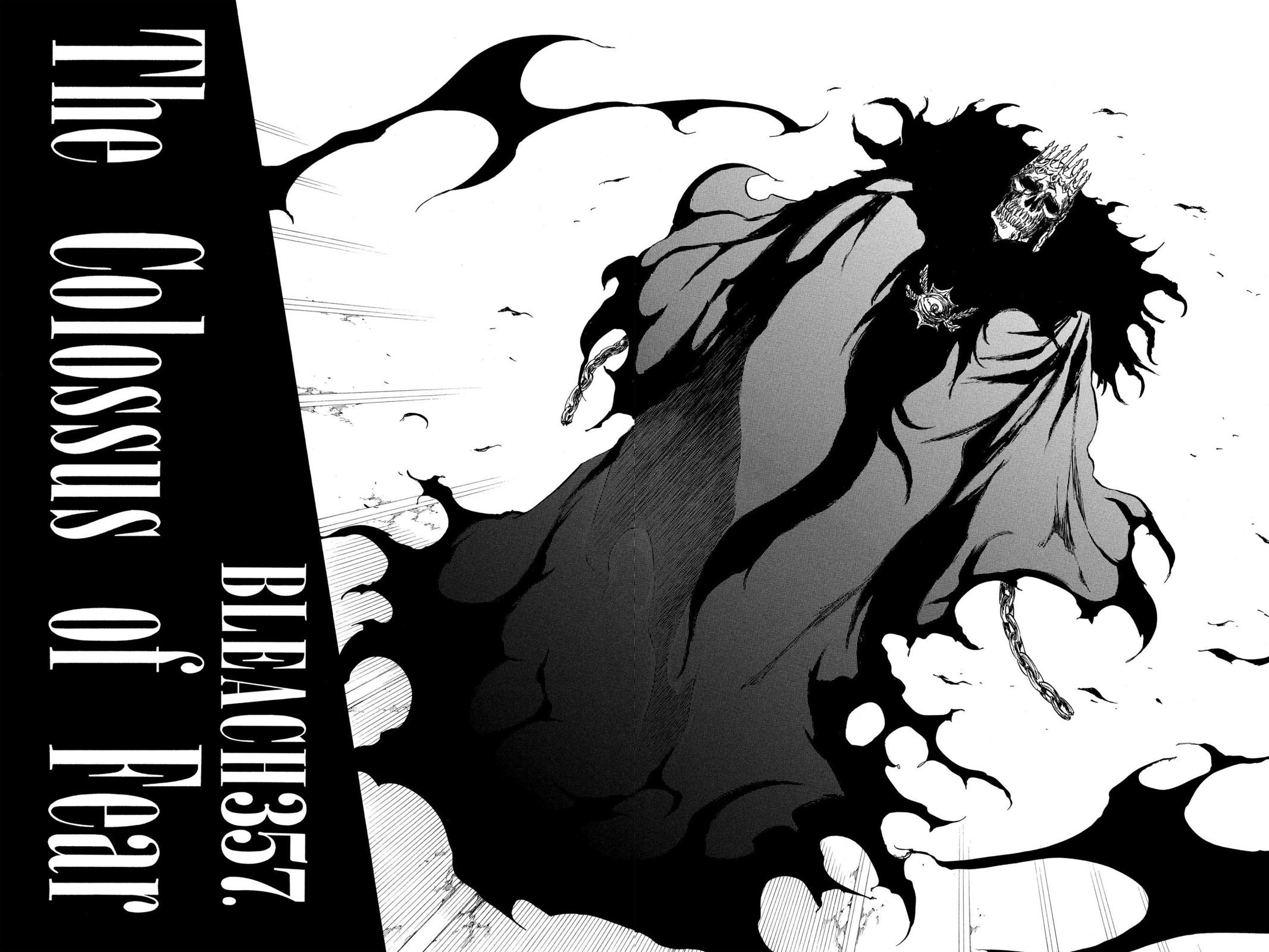 Bleach, Chapter 357 image 002