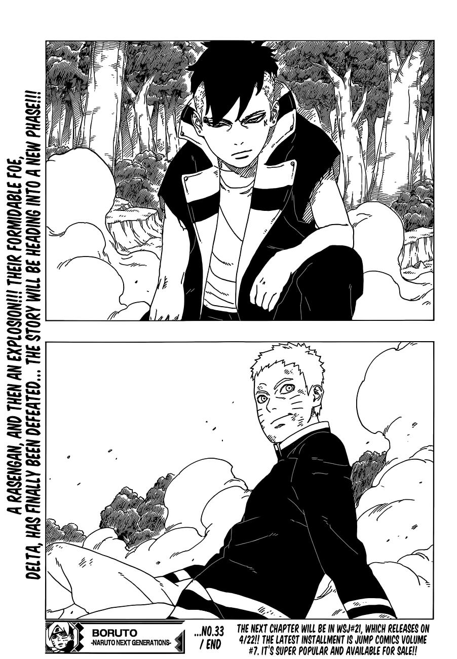 Boruto Manga, Chapter 33 image 042