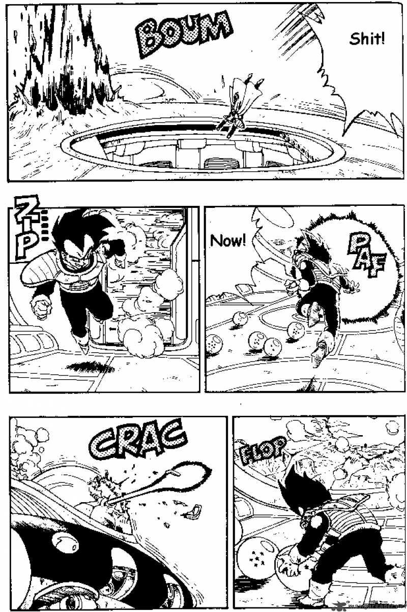 Dragon Ball, Chapter 266 image 007