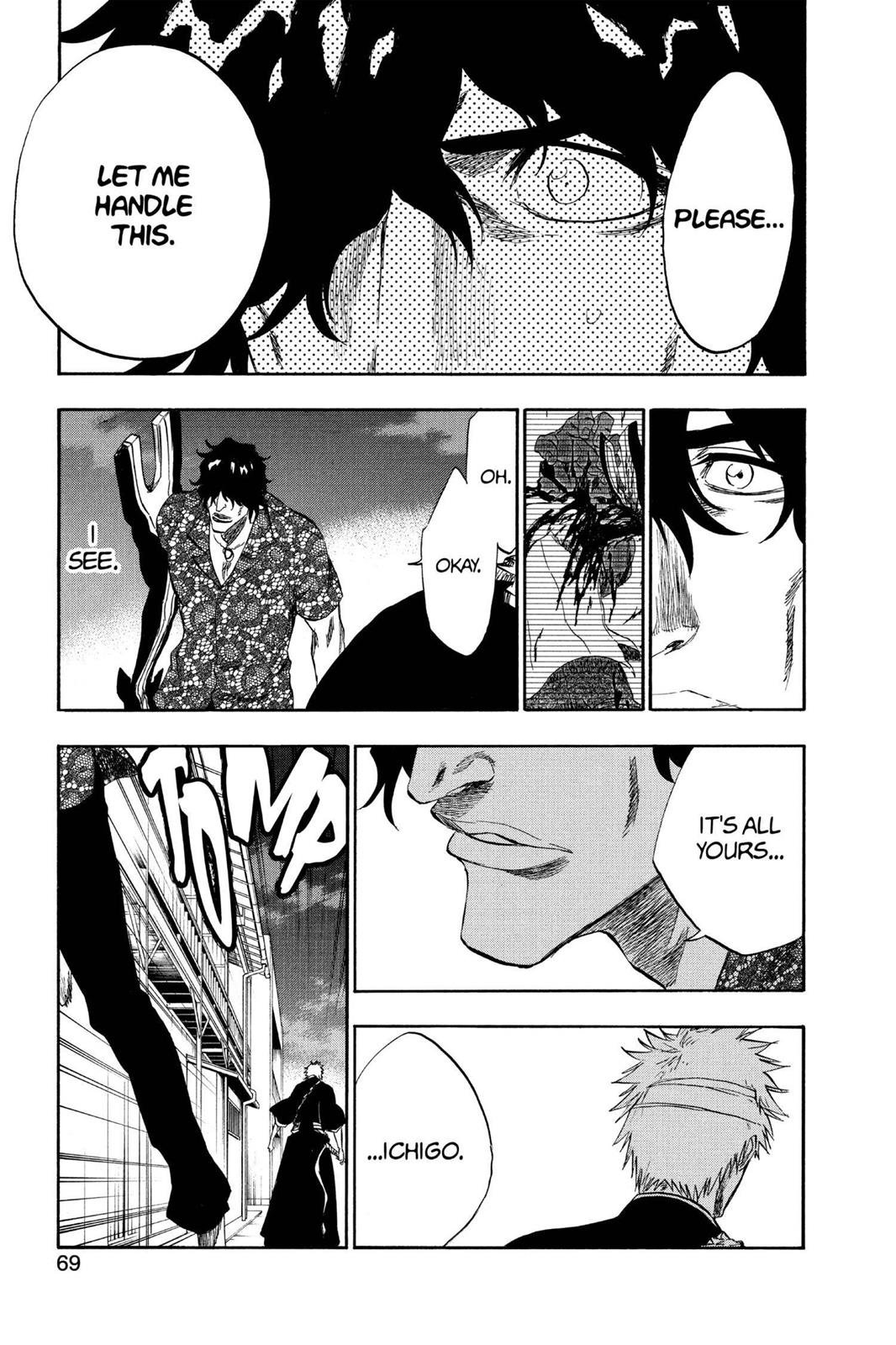 Bleach, Chapter 201 image 003