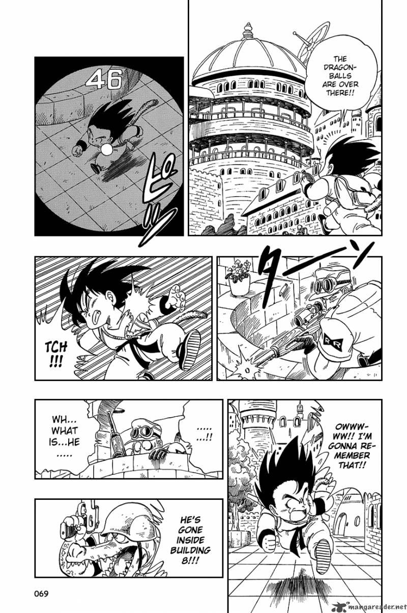 Dragon Ball, Chapter 94 image 010