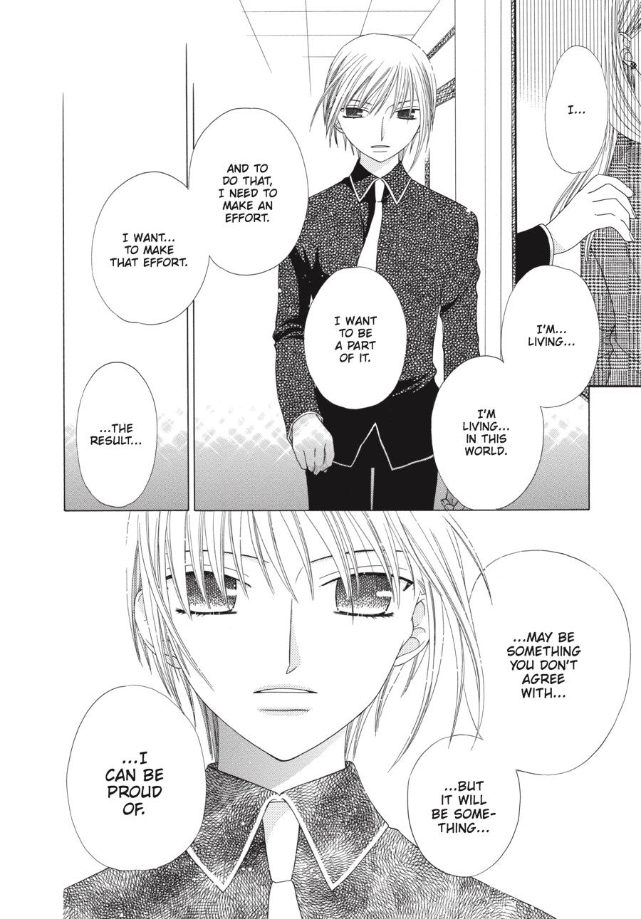 Fruits Basket, Chapter 72 image 033