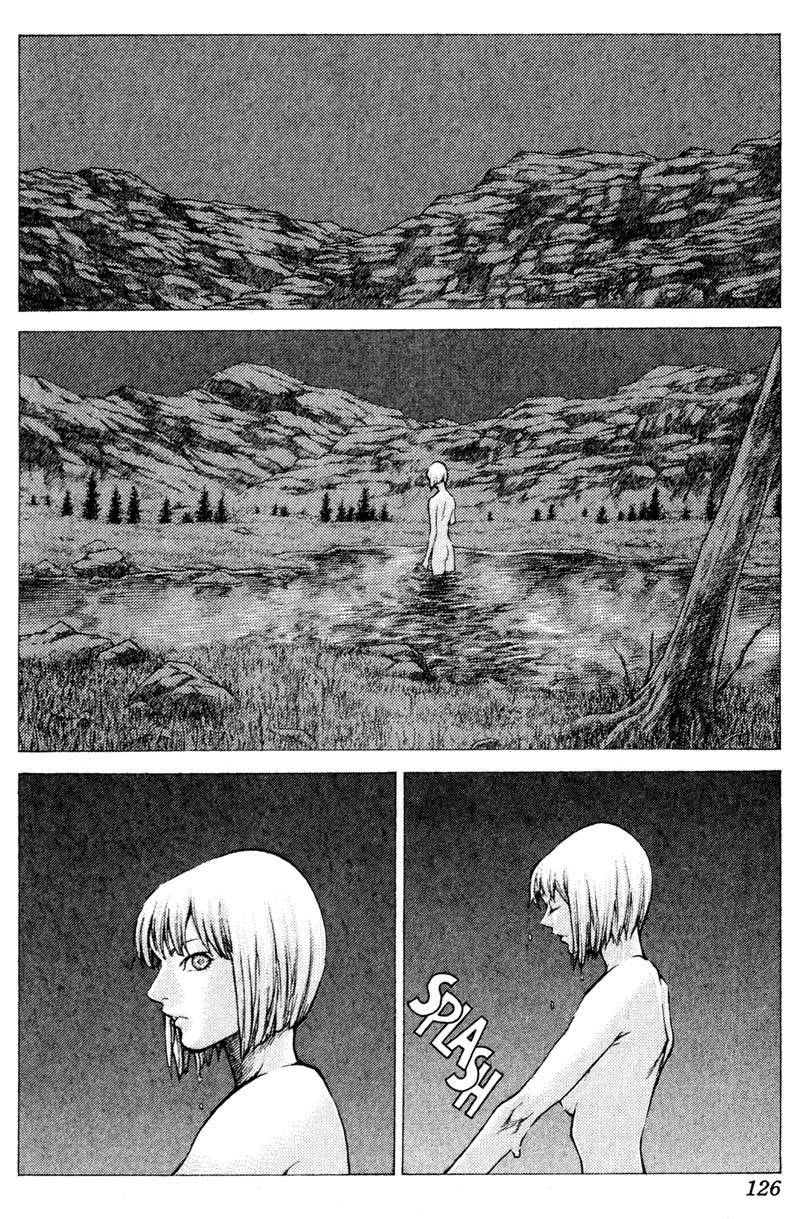 Claymore, Chapter 38 image 004