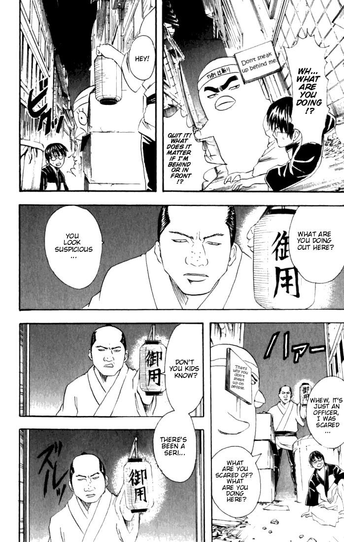 Gintama Chapter, 89 image 017