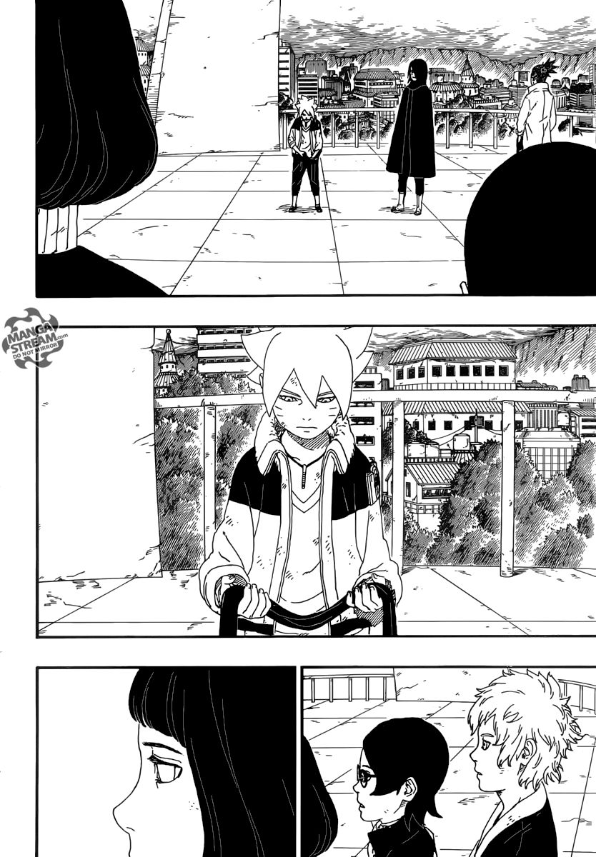 Boruto Manga, Chapter 6 image 042