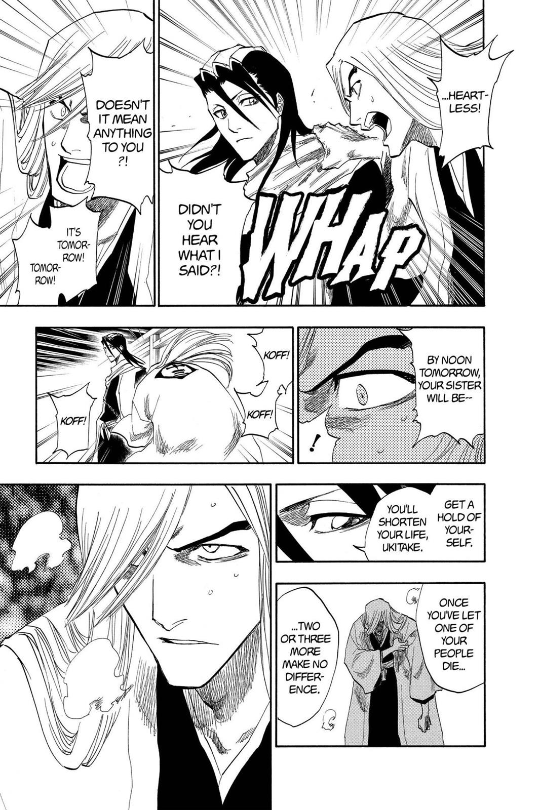 Bleach, Chapter 134 image 003