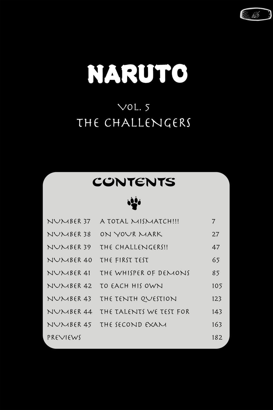 Naruto, Chapter 37 image 007