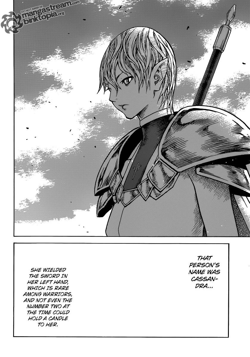Claymore, Chapter 117 image 013