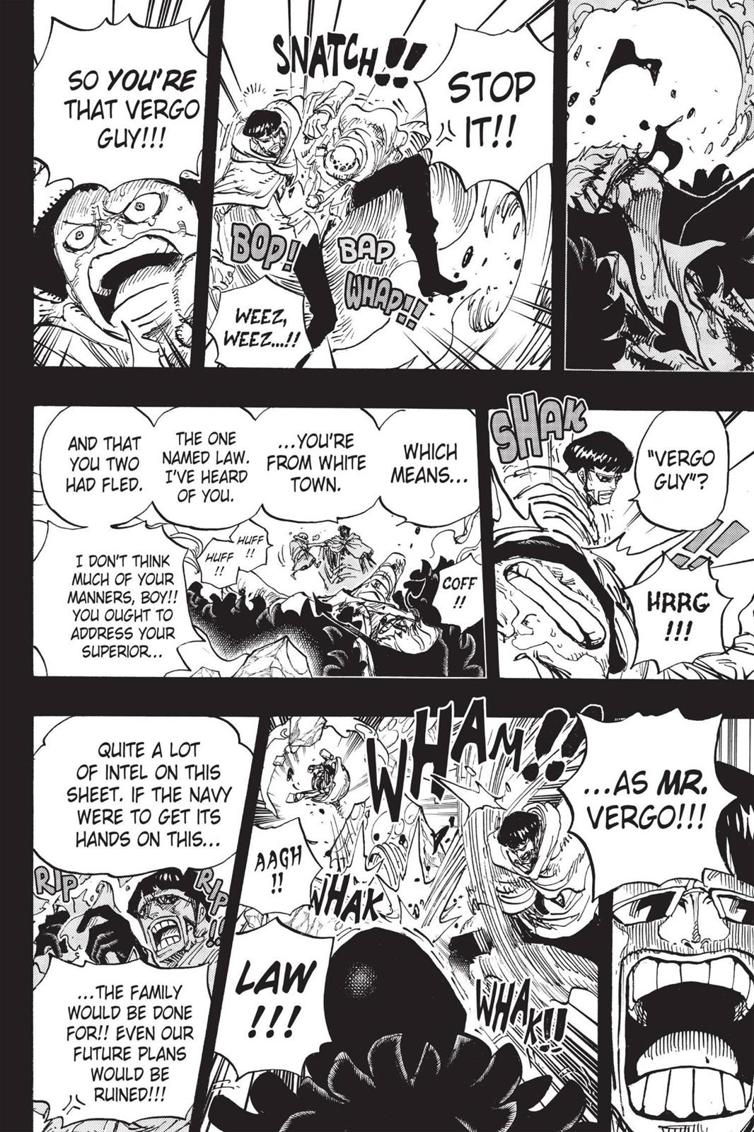 One Piece, Chapter 766 image 012