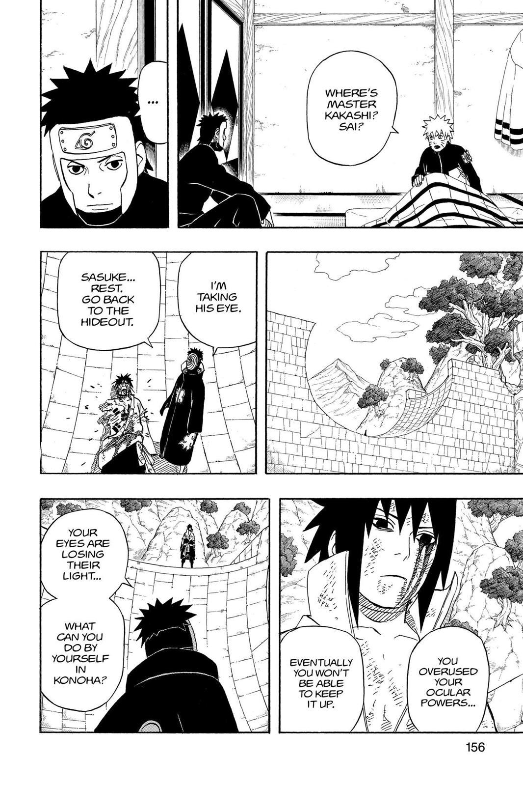 Naruto, Chapter 482 image 002