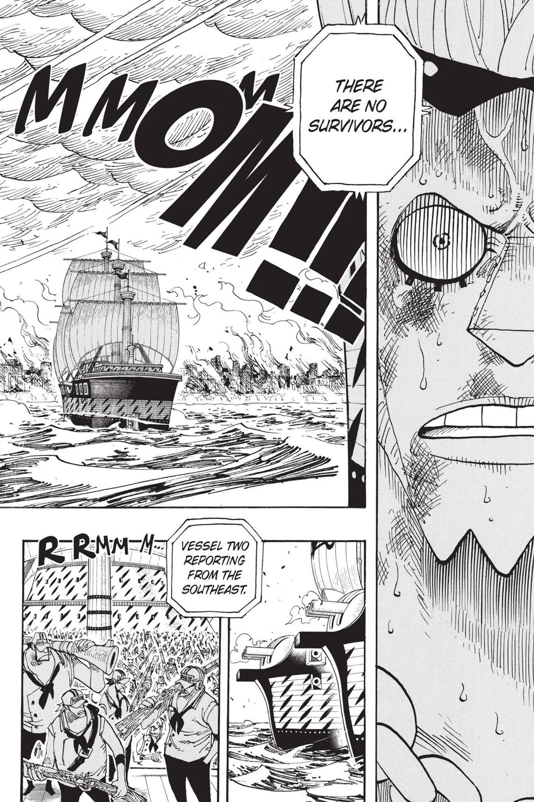 One Piece, Chapter 425 image 006