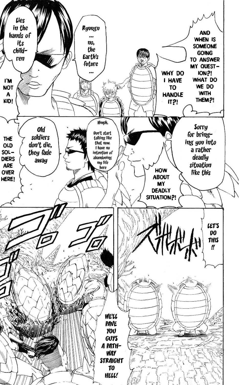 Gintama Chapter, 178 image 009