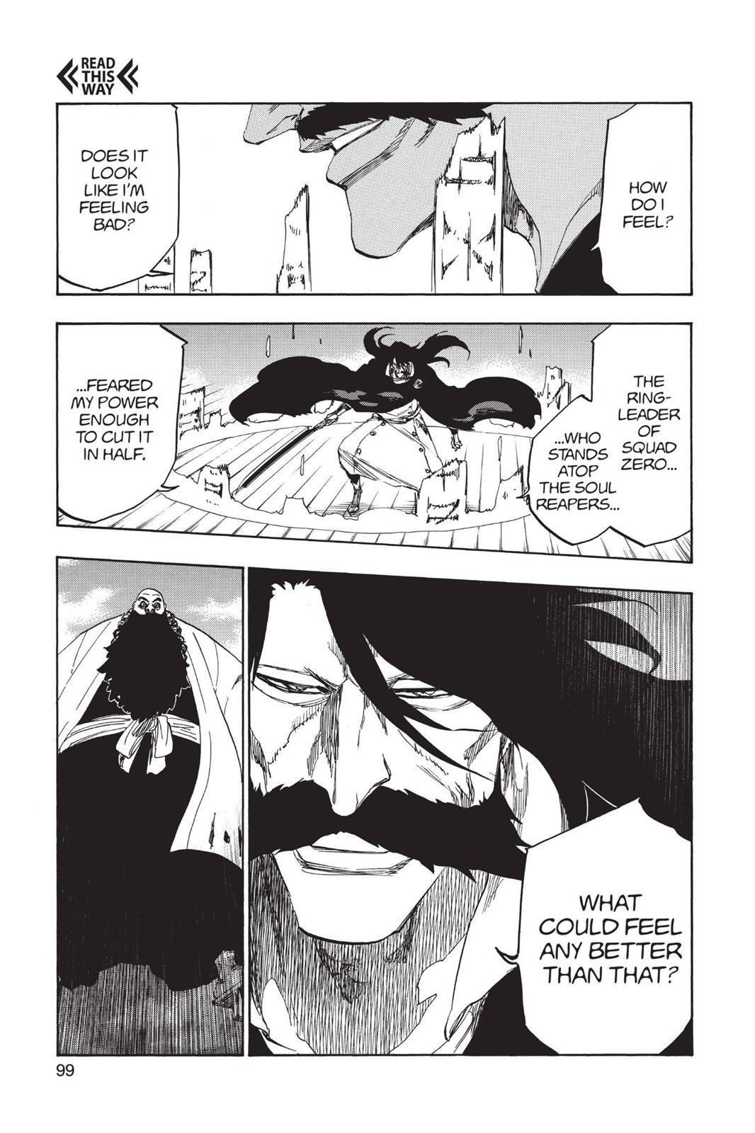 Bleach, Chapter 607 image 003