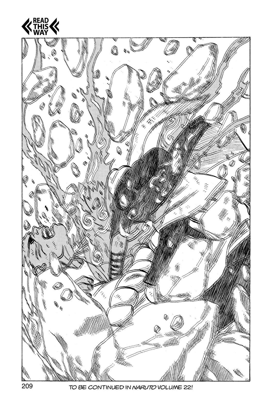 Naruto, Chapter 190 image 019